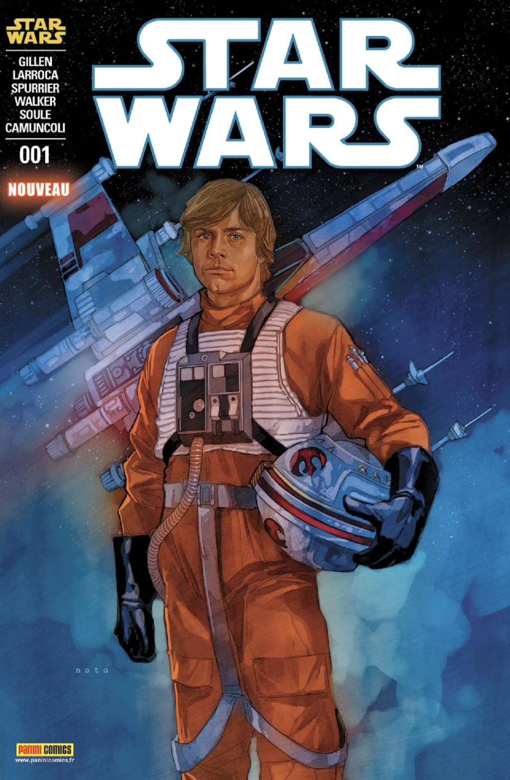 MAGAZINE STAR WARS #01 V3 (26) PANINI - Avril 2019 Star_w44