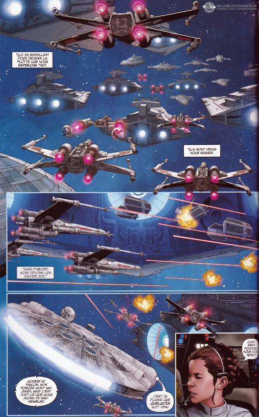 MAGAZINE STAR WARS #12 (25) PANINI - Mars 2019 Star_w48