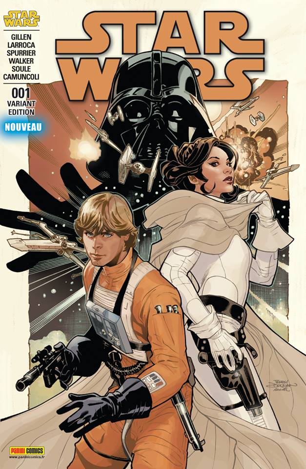 MAGAZINE STAR WARS #01 V3 (26) PANINI - Avril 2019 Star_w51