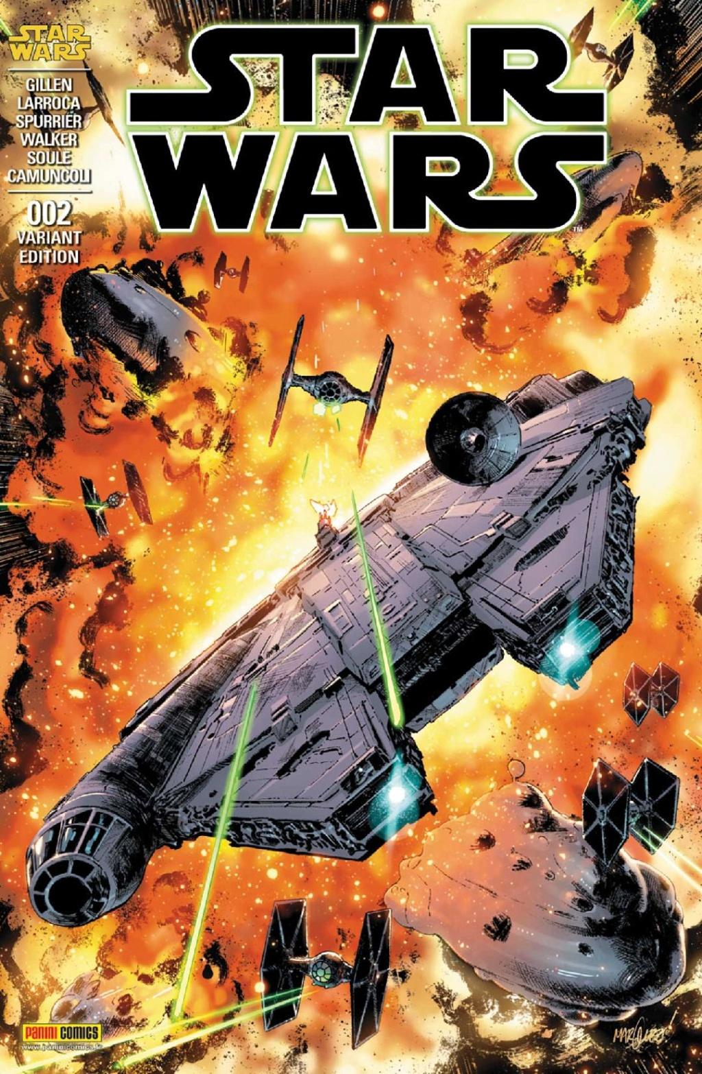 MAGAZINE STAR WARS #02 V3 (27) PANINI - Mai 2019  Star_w53