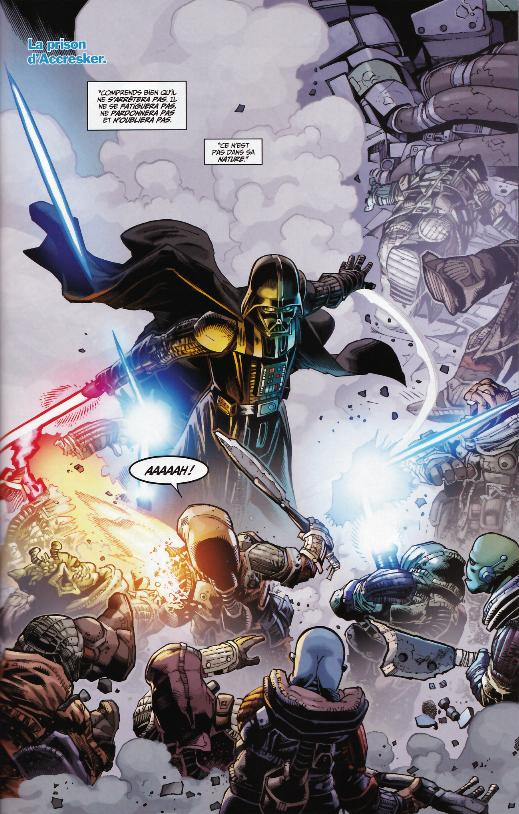 MAGAZINE STAR WARS #05 V3 (30) PANINI - Août 2019   Star_w80