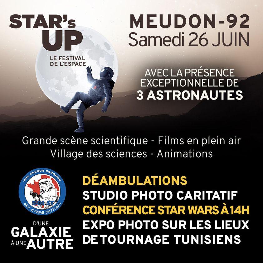 STAR's UP Festival : le festival de l'espace 2021 Starsu10