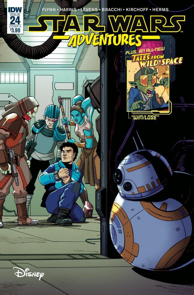 Star Wars Adventures - IDW Starw103