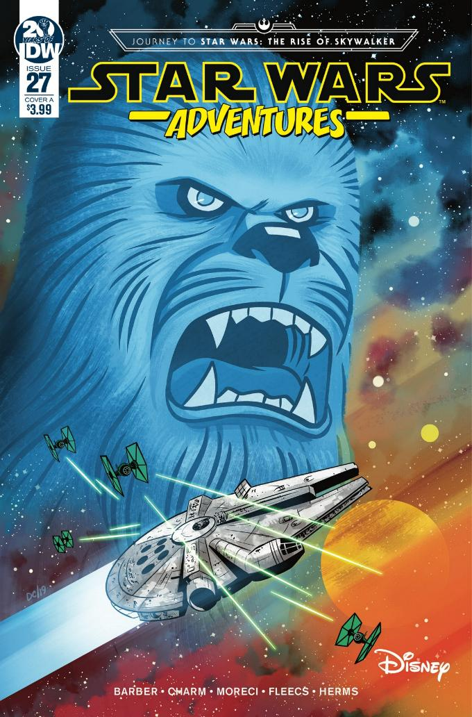 Star Wars Adventures - IDW Starw106