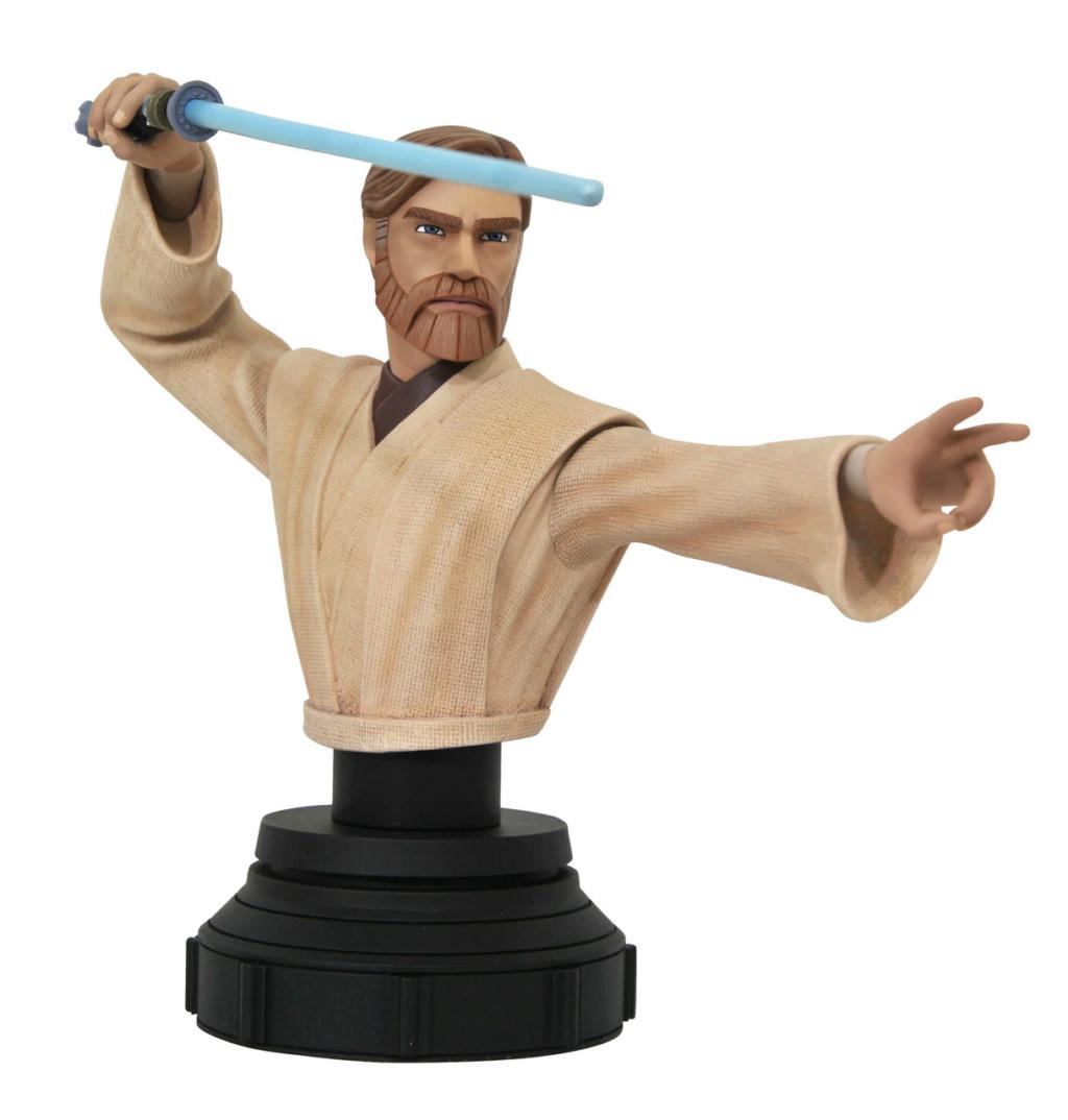 Star Wars Obi Wan Kenobi Bust - 1:7 Scale - Gentle Giant Starw123