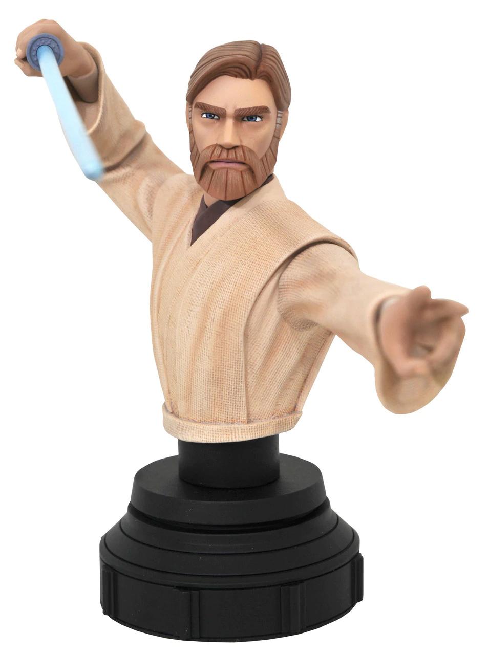 Star Wars Obi Wan Kenobi Bust - 1:7 Scale - Gentle Giant Starw124