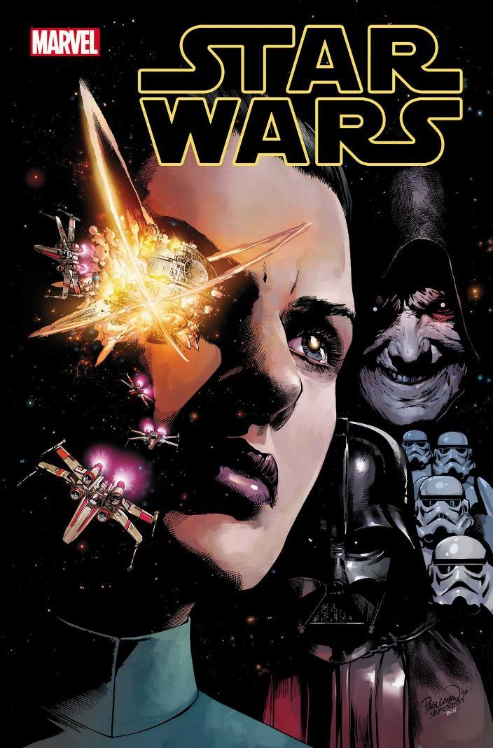 STAR WARS - 2020 - MARVEL  Starw128