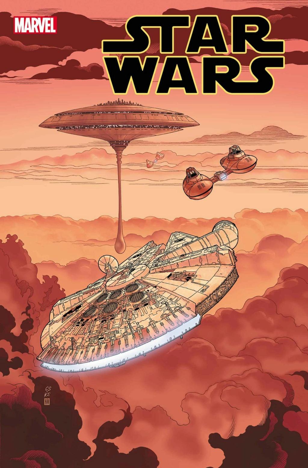 STAR WARS - 2020 - MARVEL  Starw131