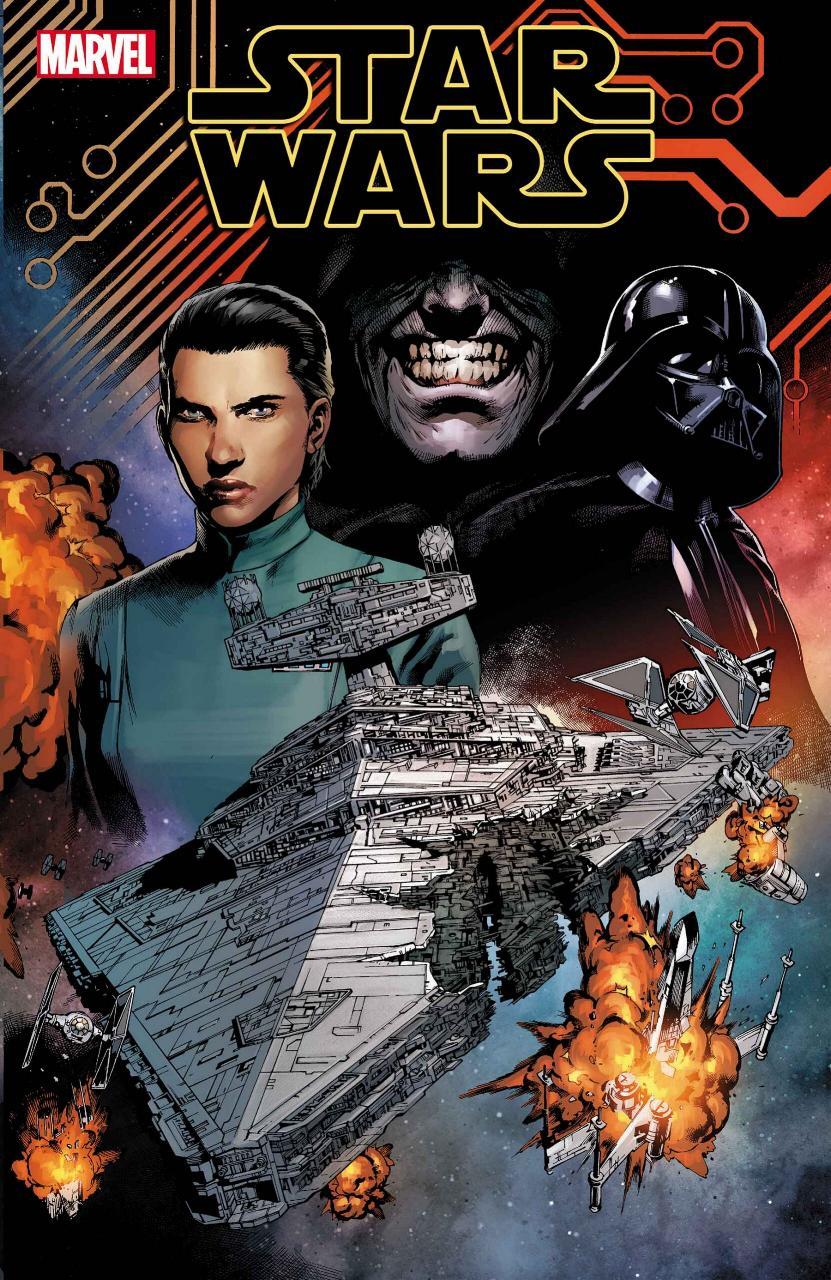STAR WARS - 2020 - MARVEL  Starw135