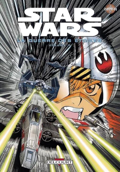 MANGAS STAR WARS EDITION DELCOURT Starw138