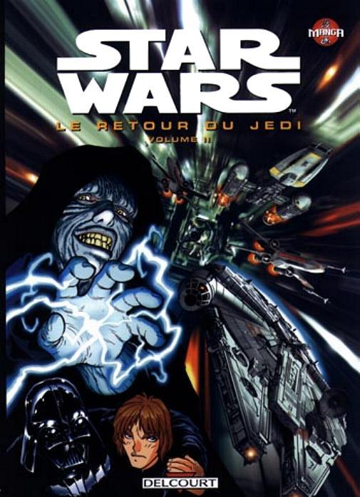 MANGAS STAR WARS EDITION DELCOURT Starw139
