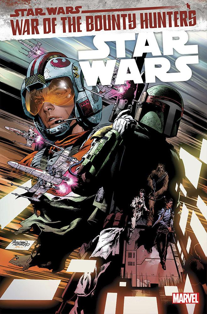 STAR WARS - 2020 - MARVEL  Starw144