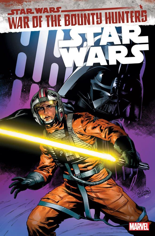 STAR WARS - 2020 - MARVEL  Starw145