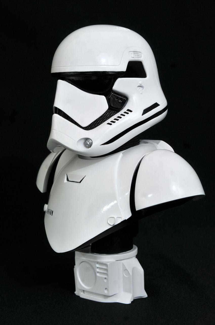 Stormtrooper Ep7 Legends 3D - 1:2 Bust - Gentle Giant / DST  Starw148