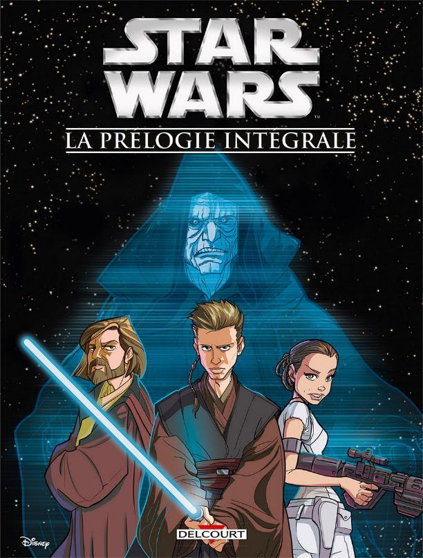 DELCOURT - Star Wars - Prélogie Intégrale (Jeunesse) Starwa20