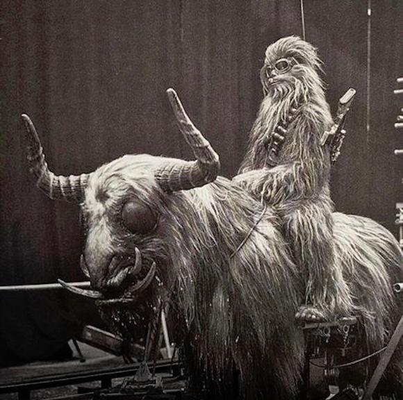 Star Wars - Vintage - Photos d'époque. - Page 17 Starwa34