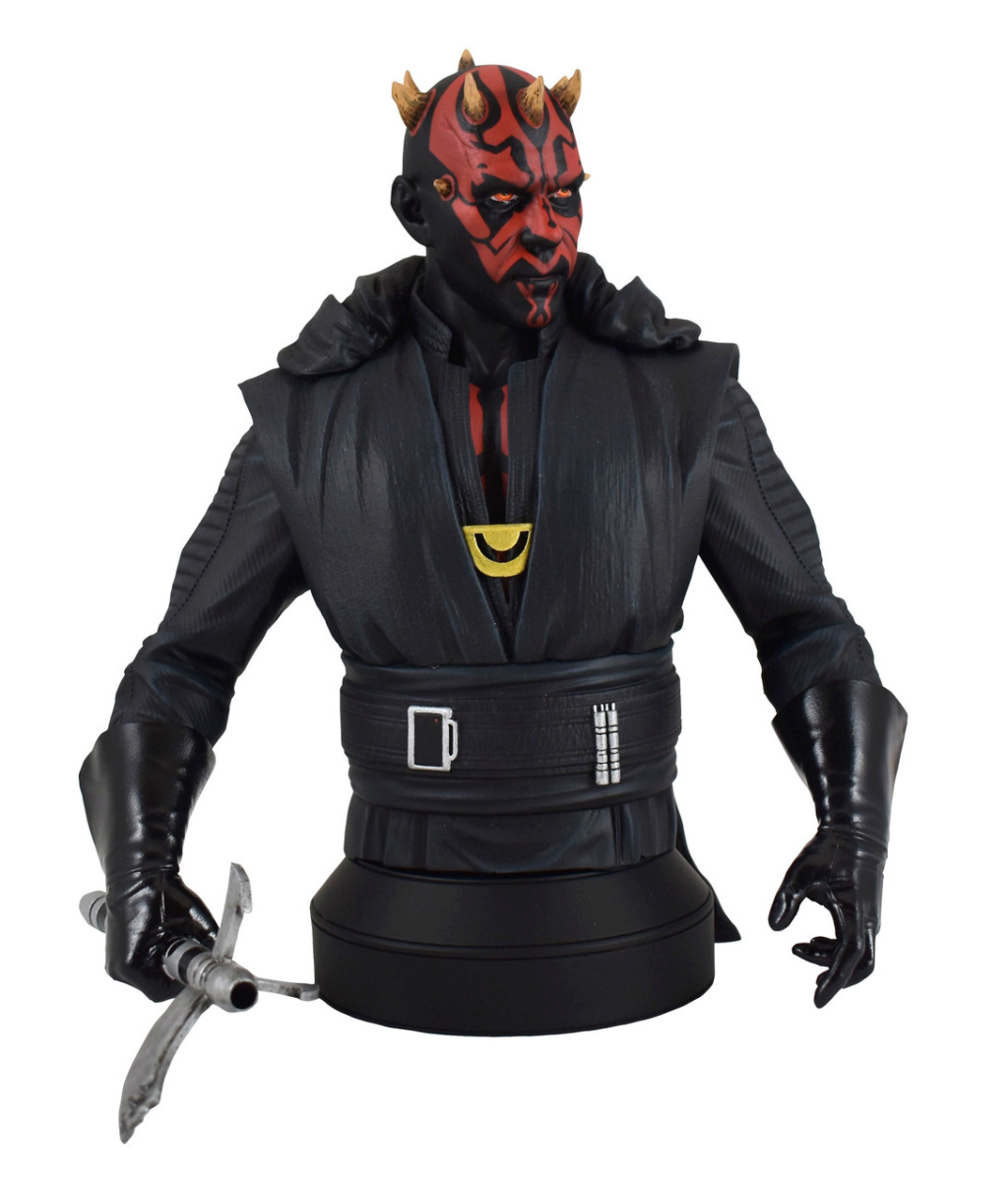 Dark Maul Solo A StarWars Story Mini Bust - Gentle Giant Starwa51