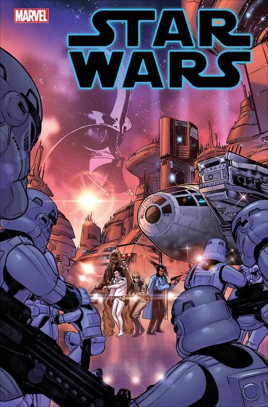 STAR WARS - 2020 - MARVEL  Starwa56