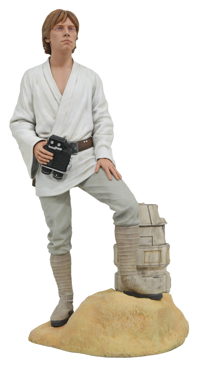 Luke Dreamer Statue - Diamond Select Toys/Gentle Giant Starwa64