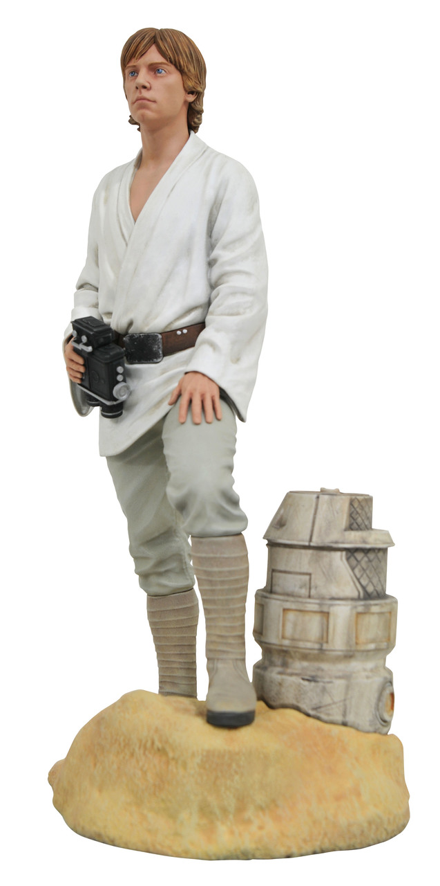 Luke Dreamer Statue - Diamond Select Toys/Gentle Giant Starwa65
