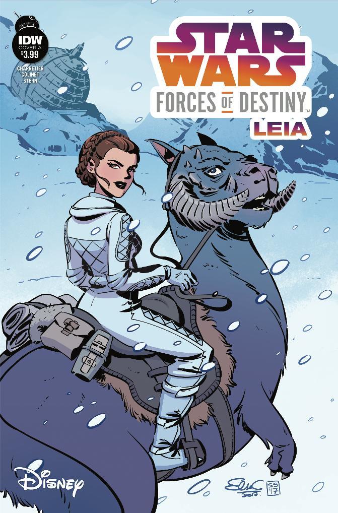 Star Wars Forces Of Destiny - IDW Starwa68