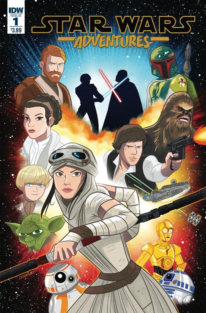 Star Wars Adventures - IDW Starwa73