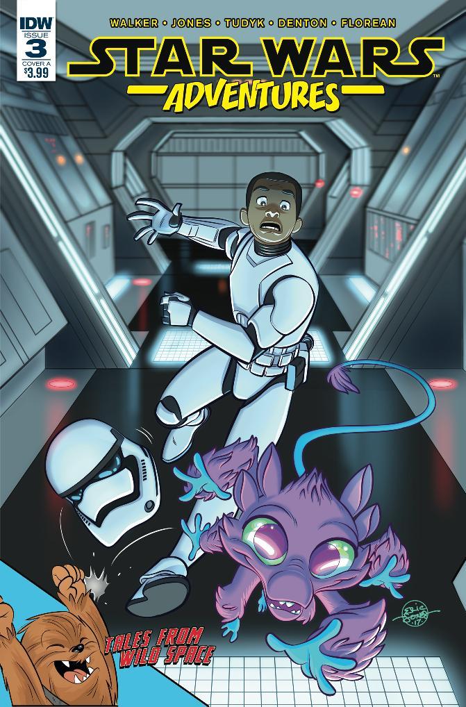 Star Wars Adventures - IDW Starwa75