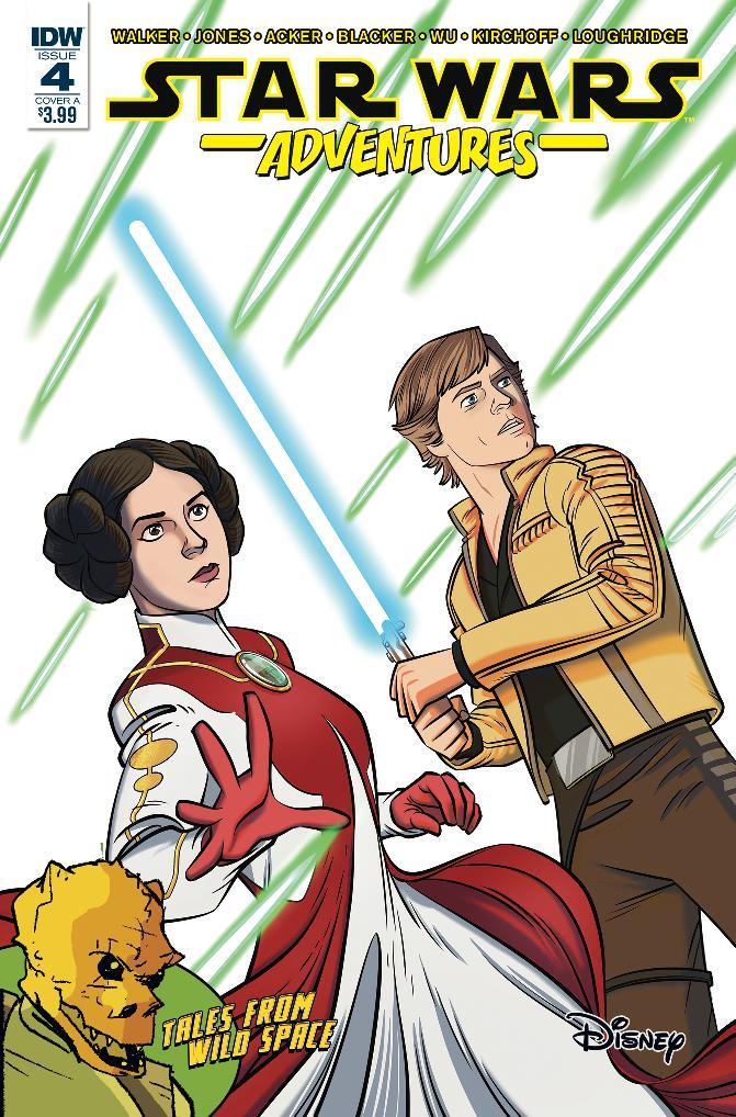 Star Wars Adventures - IDW Starwa76