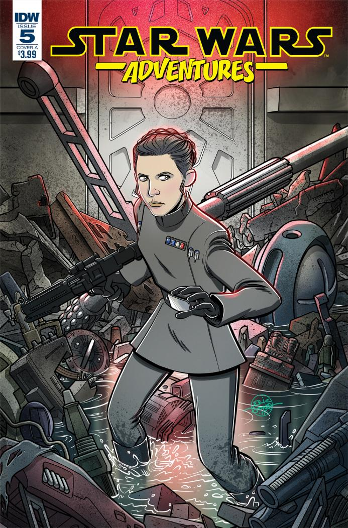 Star Wars Adventures - IDW Starwa77