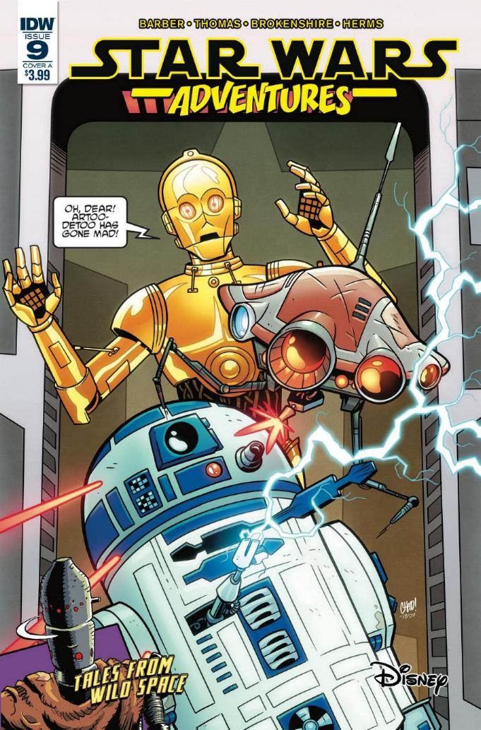 Star Wars Adventures - IDW Starwa81