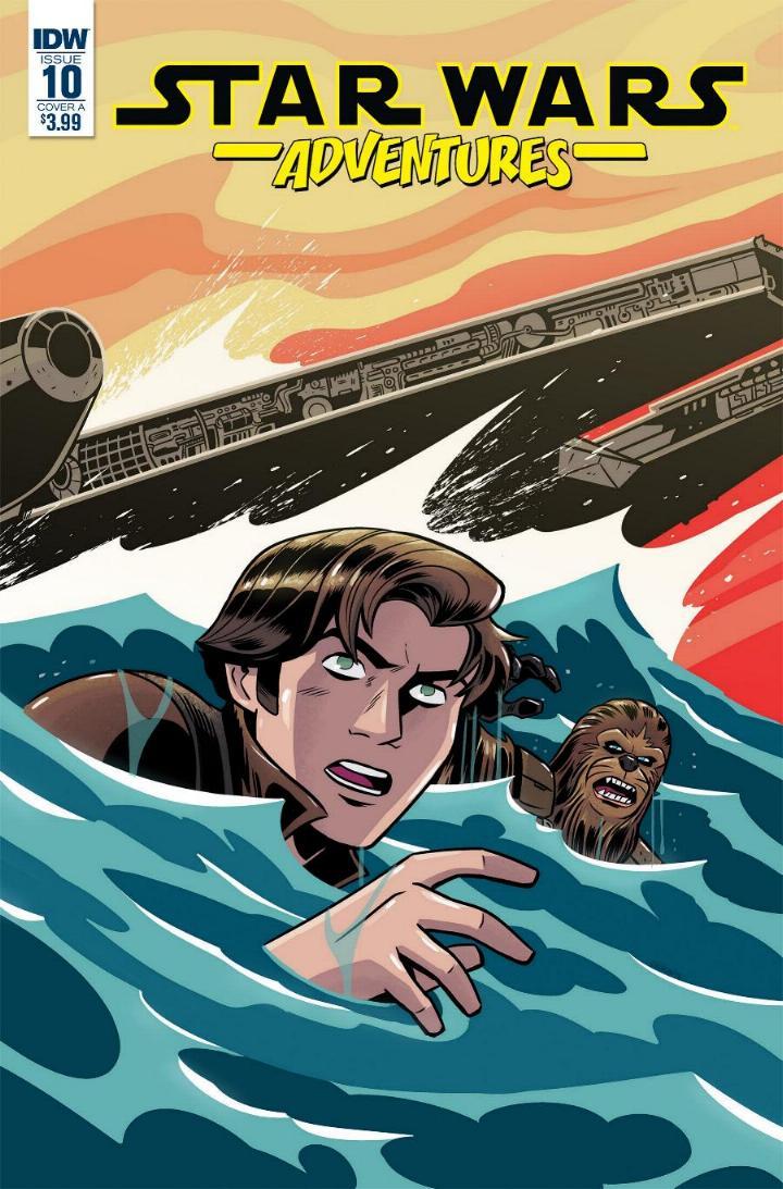 Star Wars Adventures - IDW Starwa82