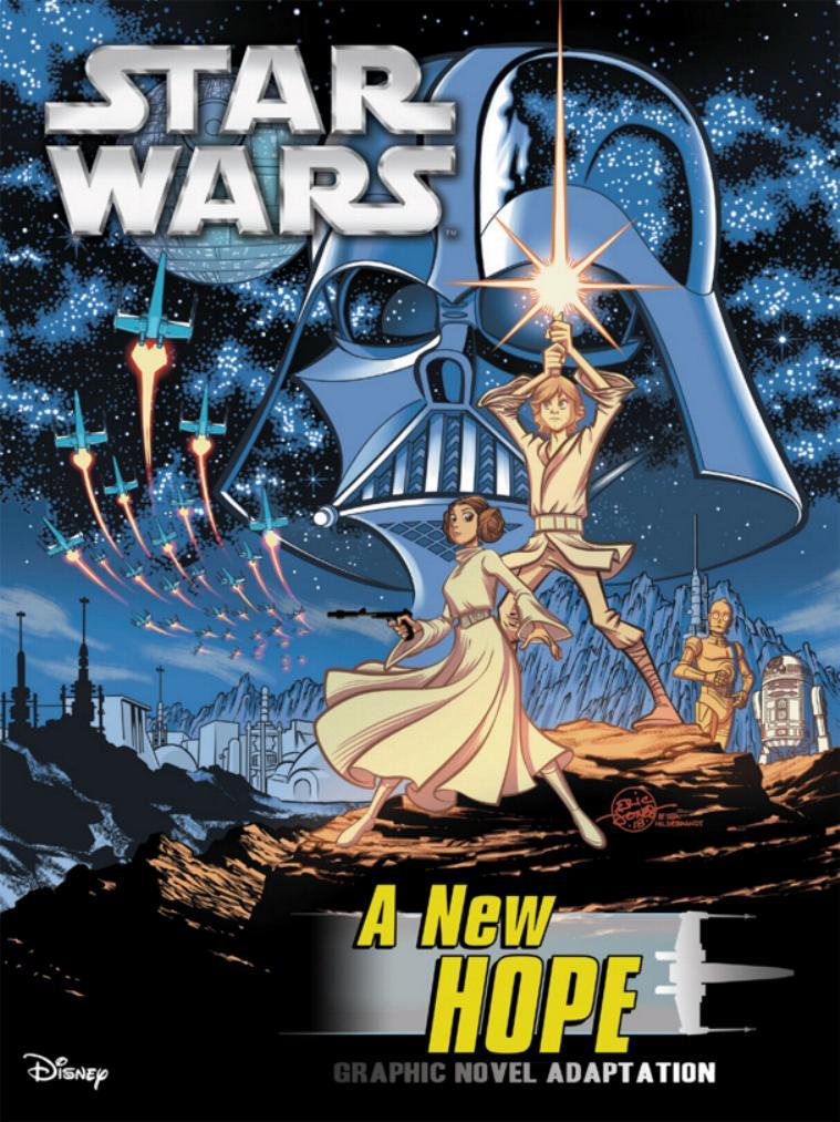Star Wars Graphic Novel Adaptation - IDW Starwa83