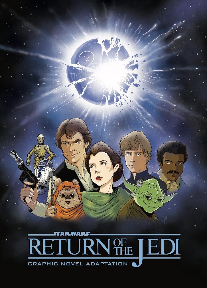 Star Wars Graphic Novel Adaptation - IDW Starwa84