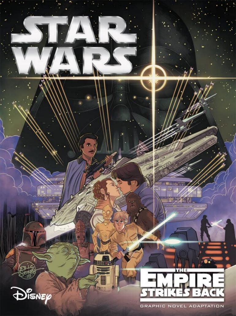 Star Wars Graphic Novel Adaptation - IDW Starwa85