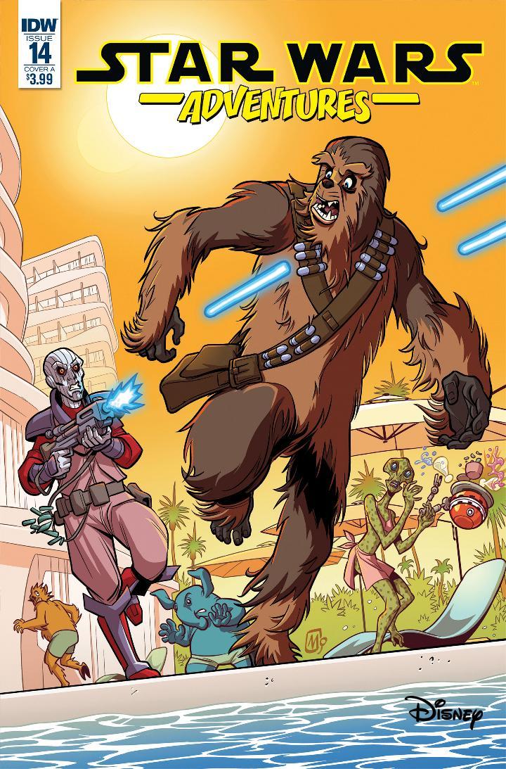 Star Wars Adventures - IDW Starwa89