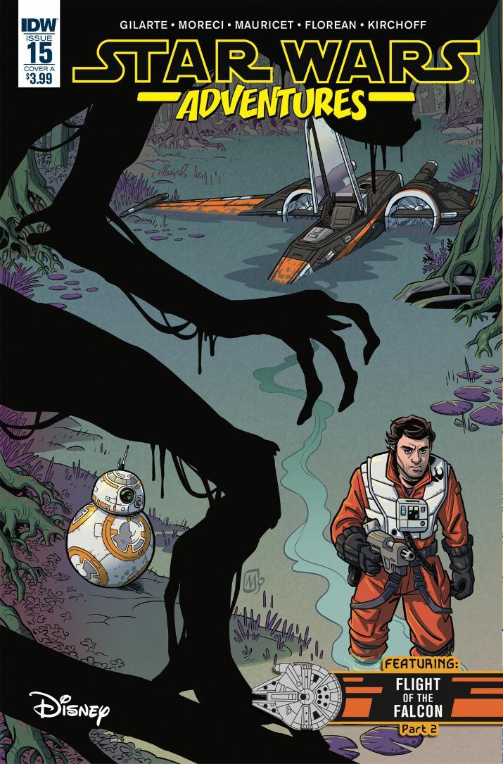 Star Wars Adventures - IDW Starwa90