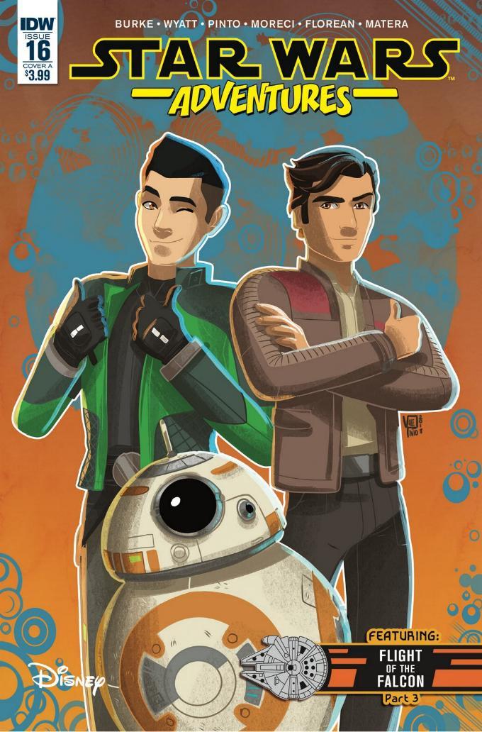 Star Wars Adventures - IDW Starwa95