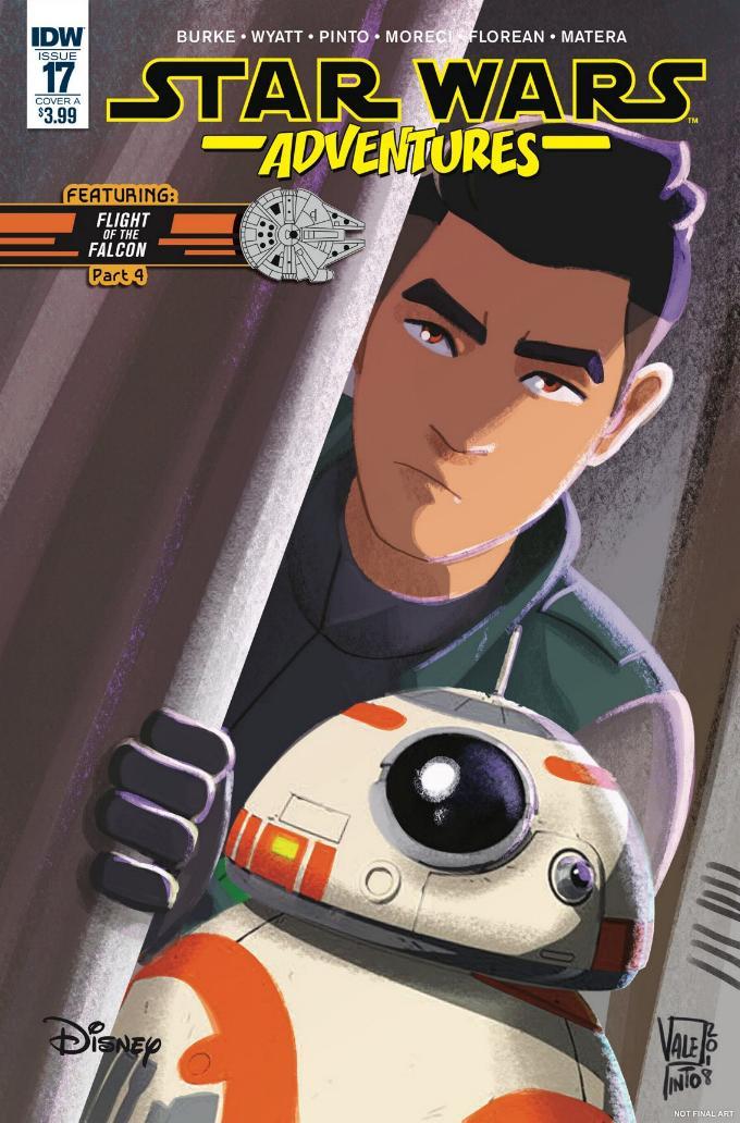 Star Wars Adventures - IDW Starwa96