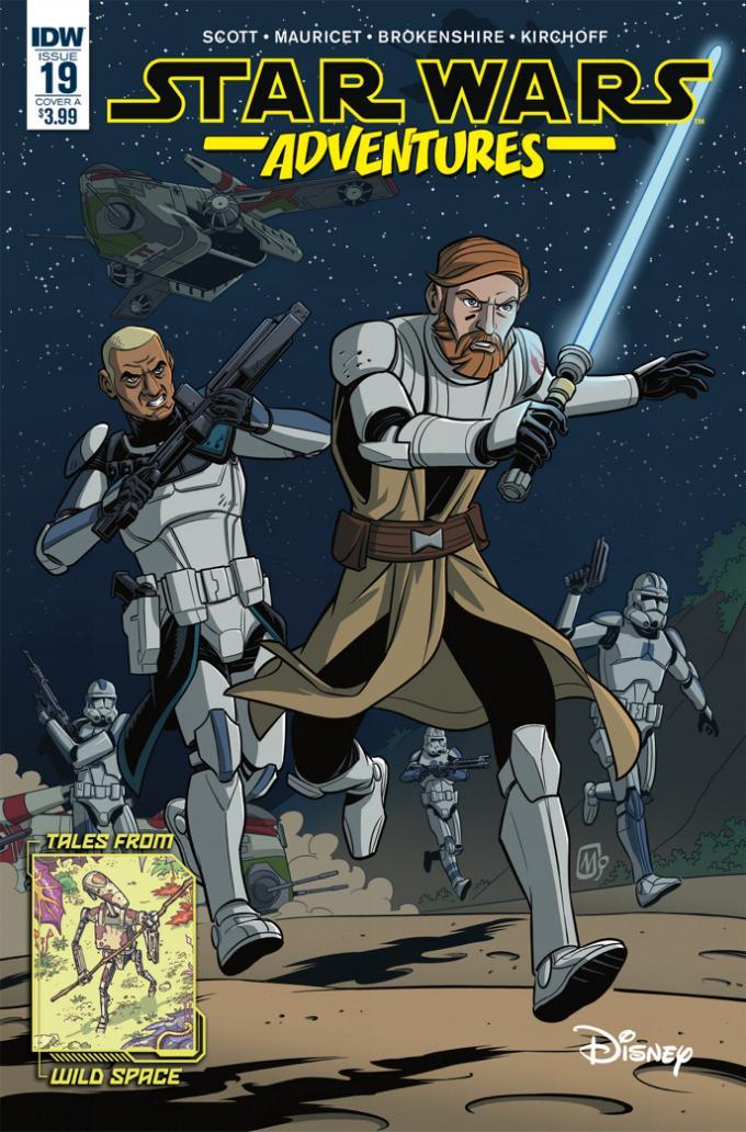 Star Wars Adventures - IDW Starwa98