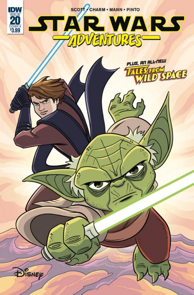 Star Wars Adventures - IDW Starwa99