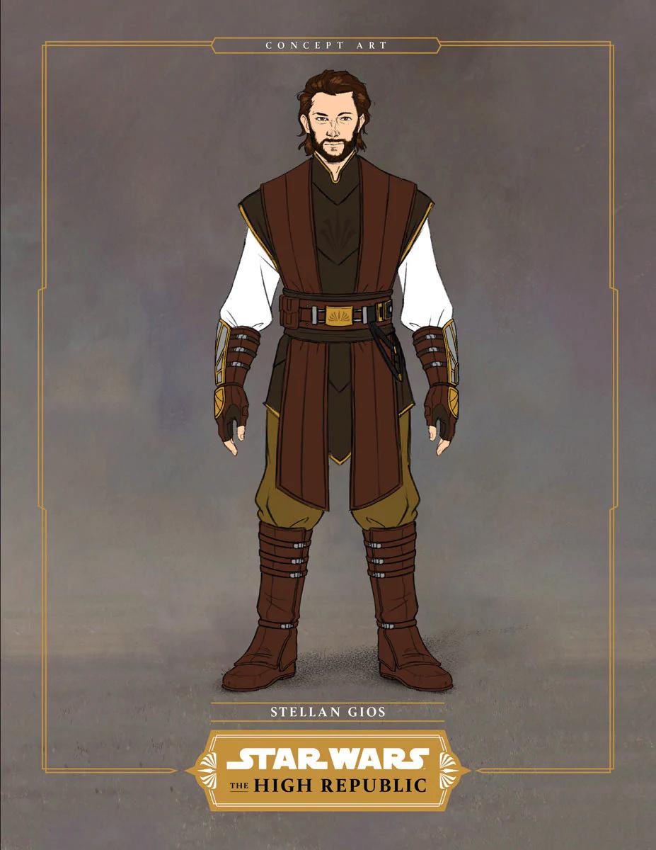 Star Wars La Haute République : Les Jedis & Padawans Stella16
