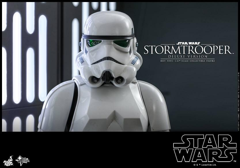 Hot Toys - Stormtrooper 1:6 Collectible Figure (Deluxe) Stormt12