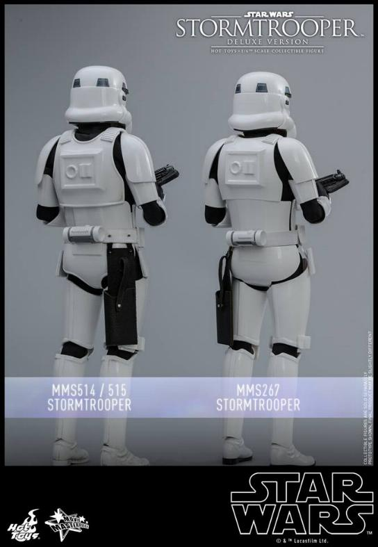 Hot Toys - Stormtrooper 1:6 Collectible Figure (Deluxe) Stormt22