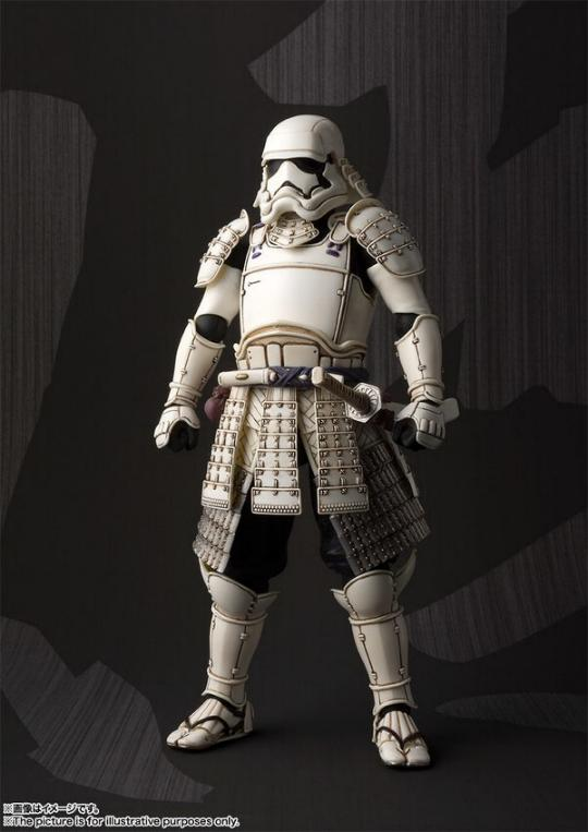 First Order Stormtrooper Movie Realization - Tamashi Nations Stormt29