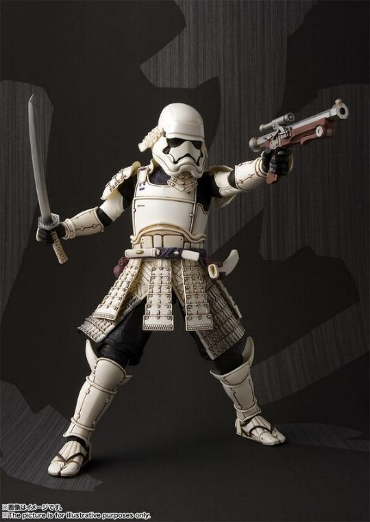 First Order Stormtrooper Movie Realization - Tamashi Nations Stormt31