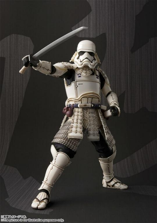 First Order Stormtrooper Movie Realization - Tamashi Nations Stormt32