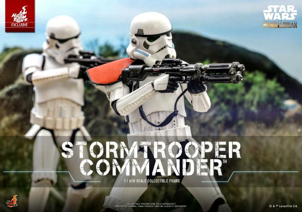 Stormtrooper Commander - The Mandalorian - Hot Toys Stormt47