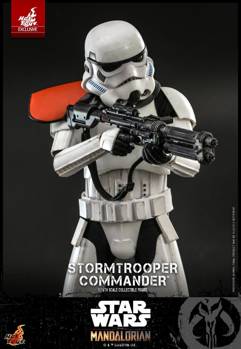 Stormtrooper Commander - The Mandalorian - Hot Toys Stormt55