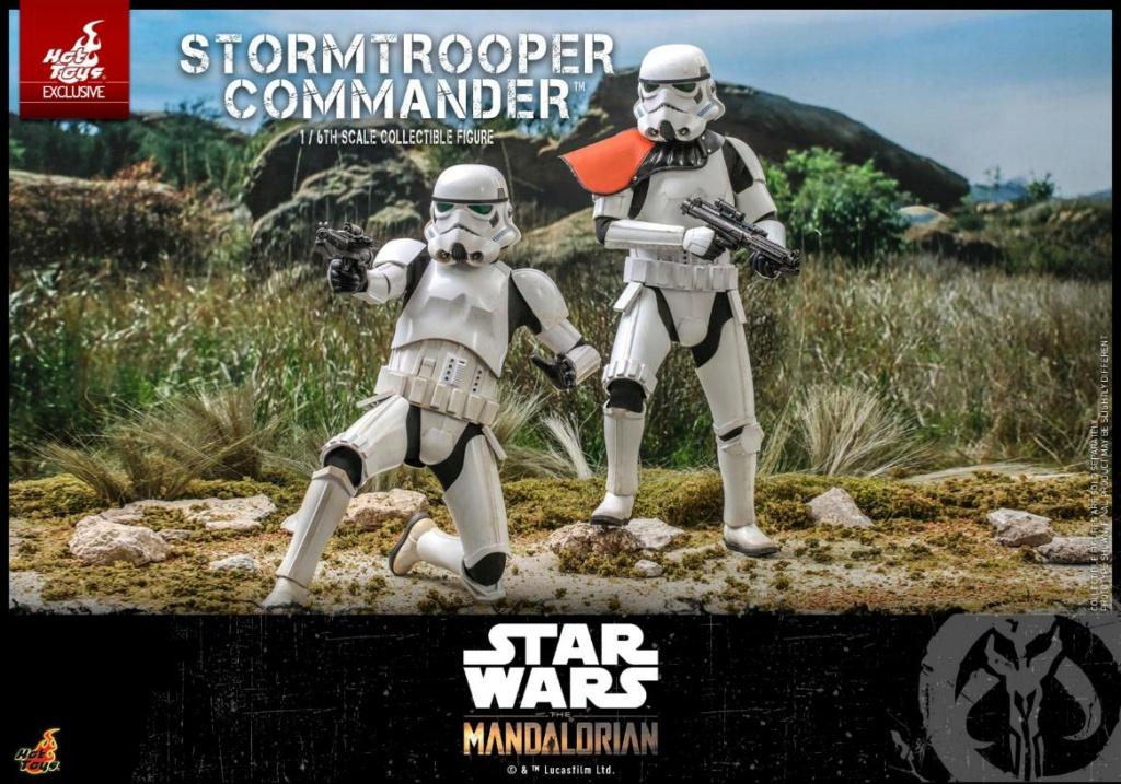 Stormtrooper Commander - The Mandalorian - Hot Toys Stormt57