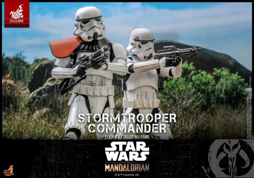 Stormtrooper Commander - The Mandalorian - Hot Toys Stormt59